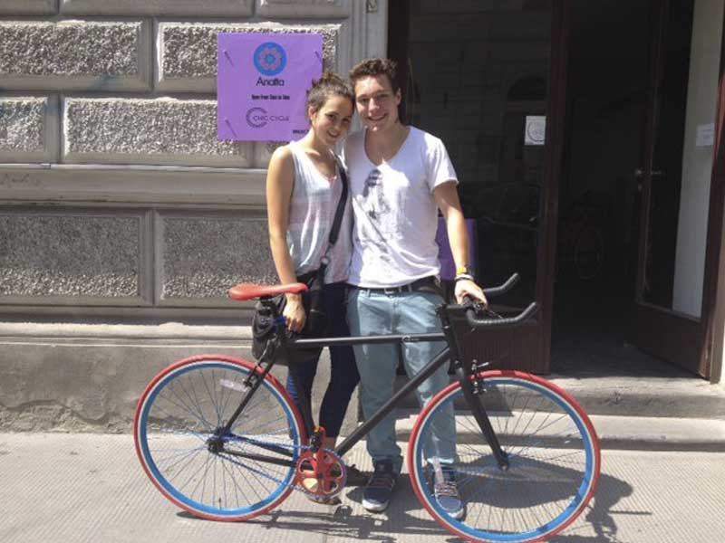 ChicCycle Galerie 16